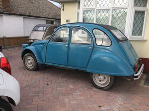 1981 Citroen 2 CV6 For Sale