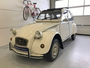 Citroën 2cv6 SPECIAL 1990 Very good condition from second ow