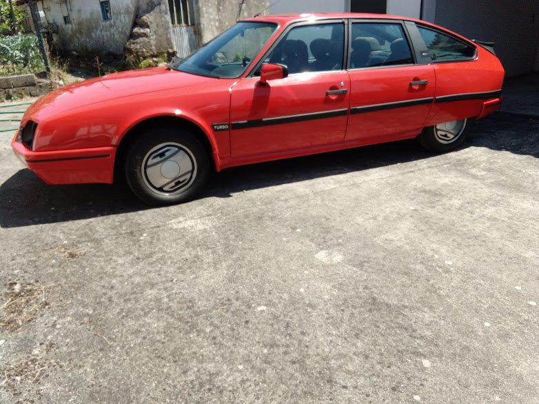 1986 Citroen 25 cx gti turbo For Sale (picture 2 of 6)
