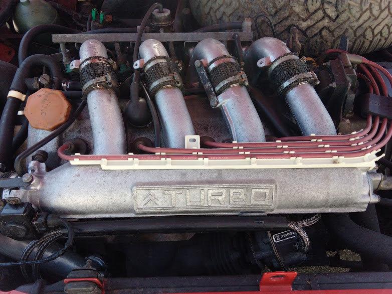 1986 Citroen 25 cx gti turbo For Sale (picture 3 of 6)