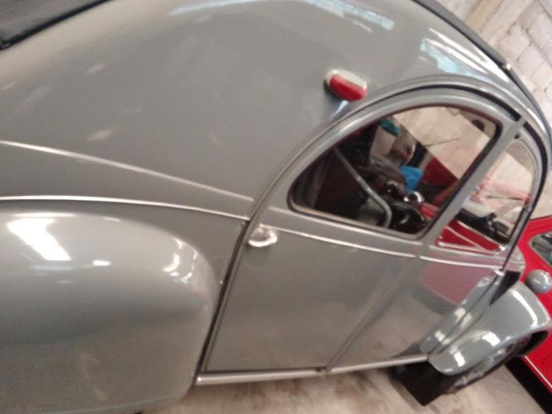 1957 Citroen 2cvs For Sale (picture 3 of 6)