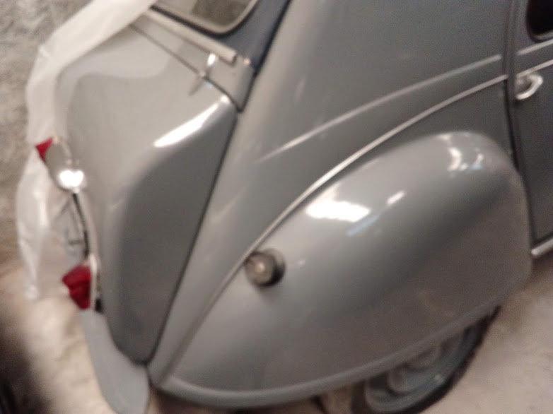 1957 Citroen 2cvs For Sale (picture 4 of 6)