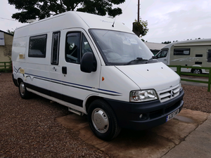 Citroen Relay - 2 Berth Campervan Conversion - 2005 For Sale