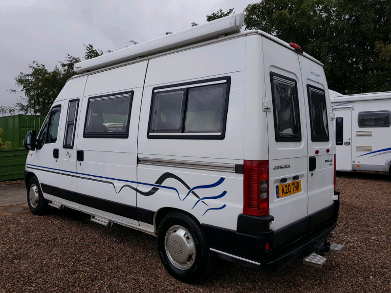 Citroen Relay - 2 Berth Campervan Conversion - 2005 For Sale (picture 2 of 6)