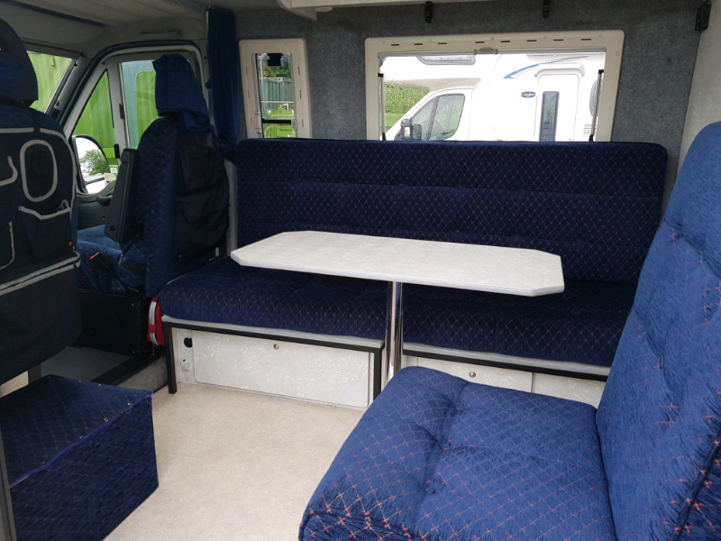 Citroen Relay - 2 Berth Campervan Conversion - 2005 For Sale (picture 3 of 6)