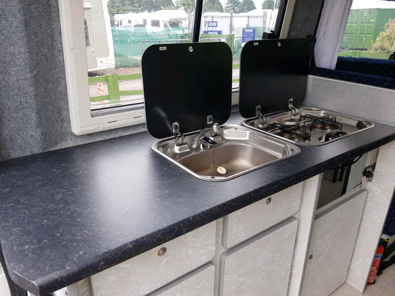 Citroen Relay - 2 Berth Campervan Conversion - 2005 For Sale (picture 4 of 6)