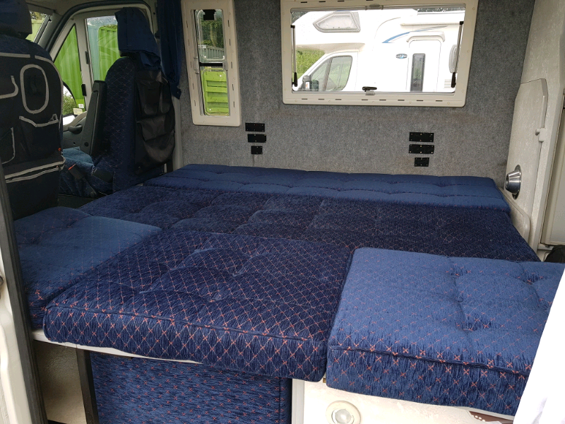 Citroen Relay - 2 Berth Campervan Conversion - 2005 For Sale (picture 5 of 6)