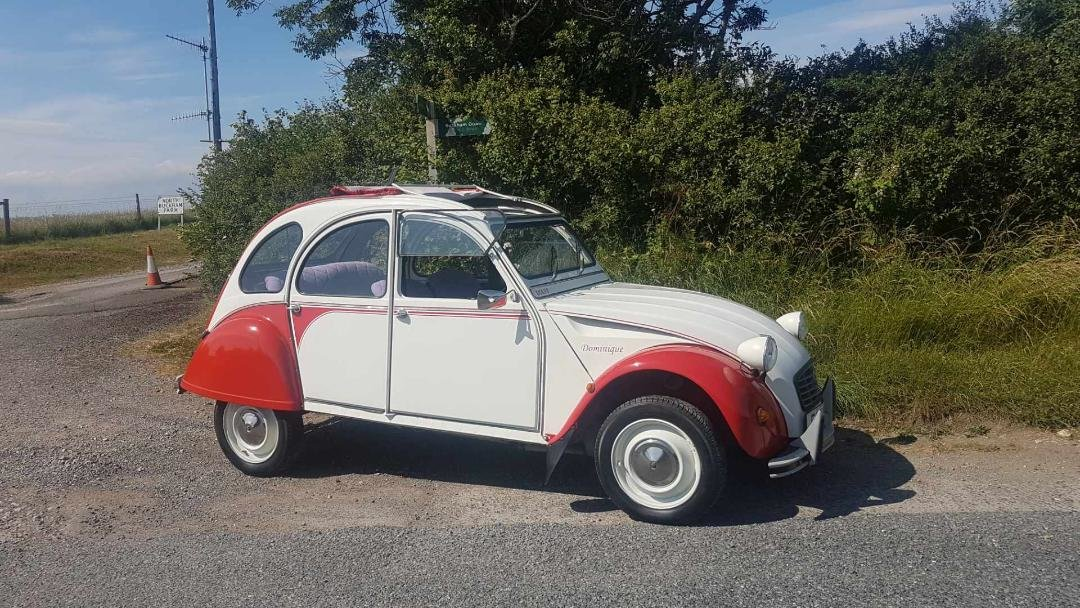 1988 Citreon 2CV Dolly For Sale (picture 1 of 5)