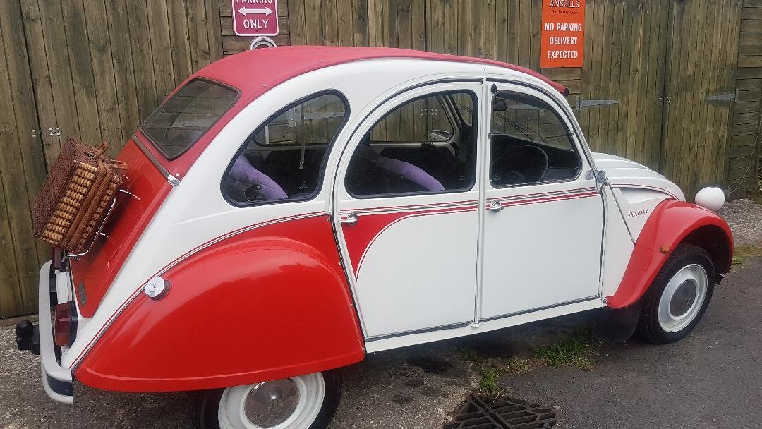 1988 Citreon 2CV Dolly For Sale (picture 2 of 5)