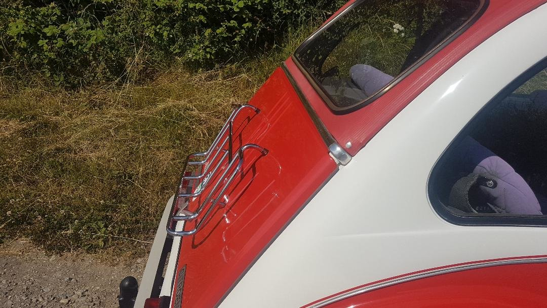 1988 Citreon 2CV Dolly For Sale (picture 3 of 5)