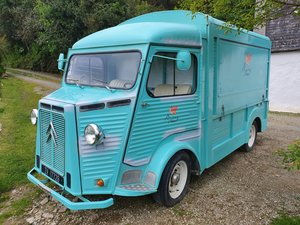 1969 Citroen HY Food Van