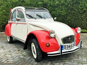 1987 Citroen 2 CV6 54k miles, Excellent Throughout For Sale