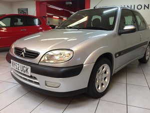 2002 CITROEN SAXO VTR For Sale