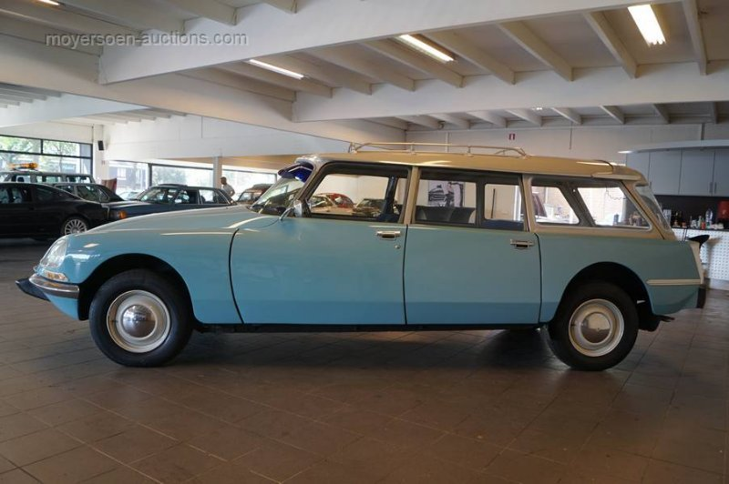 1977 CITROËN DS20 Break  For Sale by Auction (picture 2 of 6)