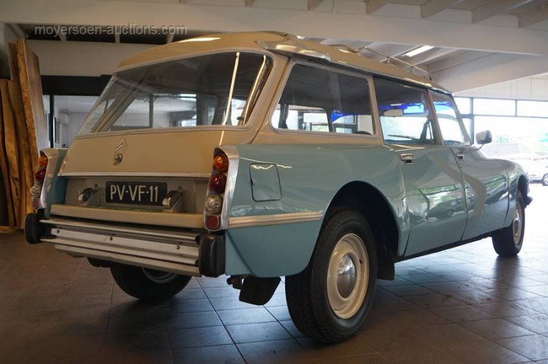 1977 CITROËN DS20 Break  For Sale by Auction (picture 3 of 6)