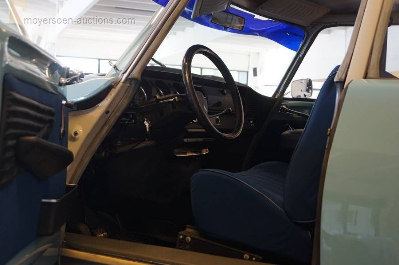 1977 CITROËN DS20 Break  For Sale by Auction (picture 6 of 6)