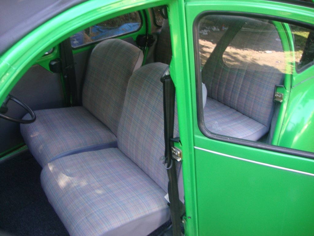Citroen 2 CV Bamboo Special Edition 1987 For Sale (picture 3 of 6)