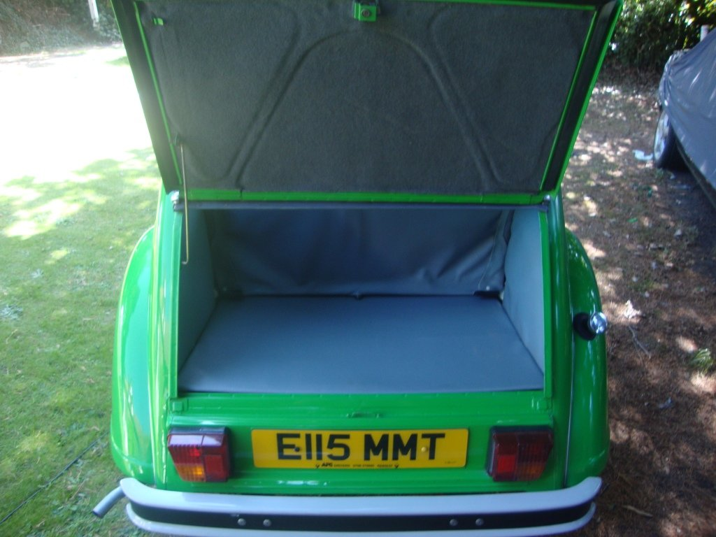 Citroen 2 CV Bamboo Special Edition 1987 For Sale (picture 4 of 6)