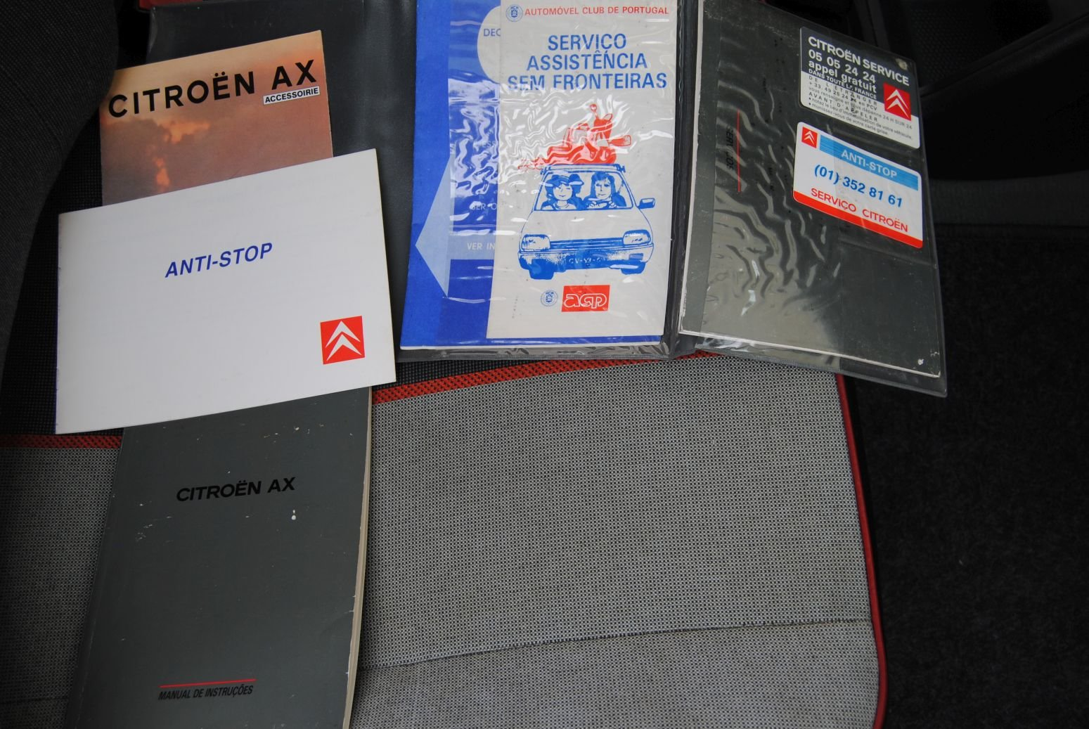 1992 Citroen AX For Sale (picture 6 of 6)