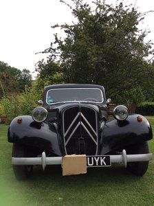 1954 *Citroen Traction Avant 11B. - Paris  *REDUCED*