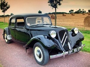 1954 Citroen Traction Avante For Sale