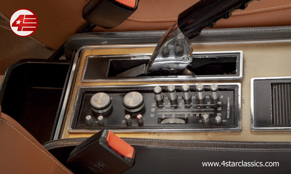 1973 Citroen SM /// Rare Michelin RR wheels For Sale (picture 5 of 6)