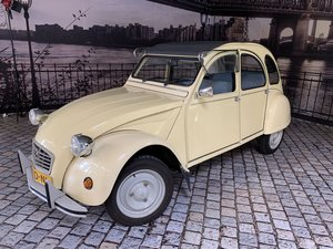 1989 CITROEN 2 CV 6 SPECIAL  For Sale