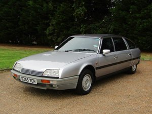 1987 Citroen CX25 PrestigeAuto NO RESERVE at ACA 24thAugust