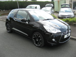 2013 63-reg Citroen DS3 1.6e-HDi ( 90bhp ) Airdream DStyle P For Sale