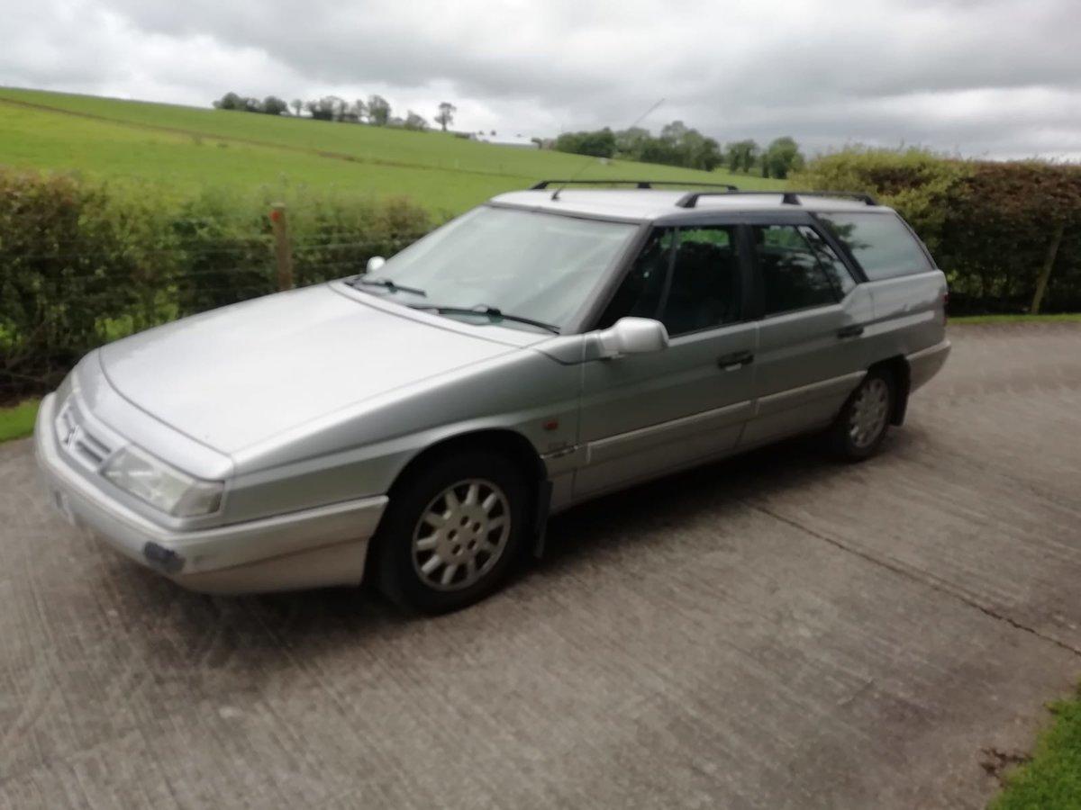 1999 CITROEN XM 2.1TD AUTO VSX ESTATE CAR. For Sale (picture 1 of 6)