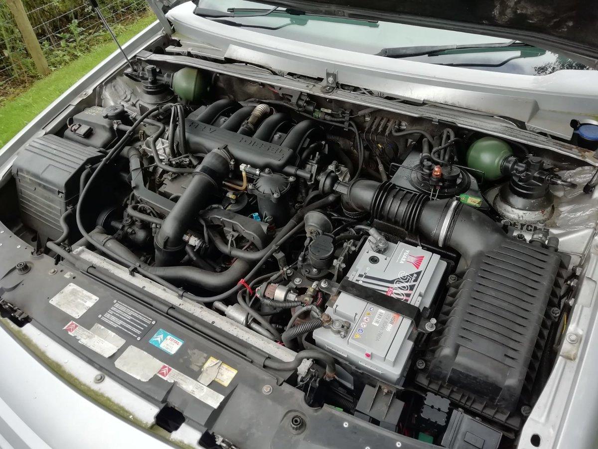 1999 CITROEN XM 2.1TD AUTO VSX ESTATE CAR. For Sale (picture 2 of 6)