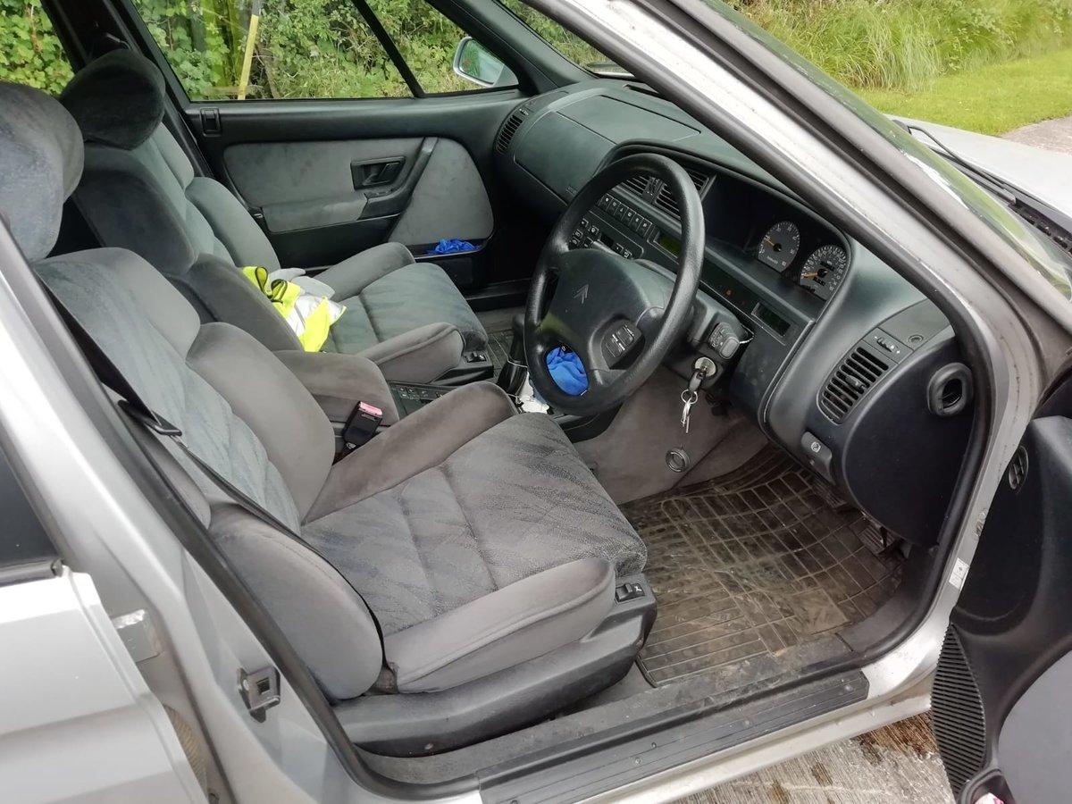 1999 CITROEN XM 2.1TD AUTO VSX ESTATE CAR. For Sale (picture 4 of 6)