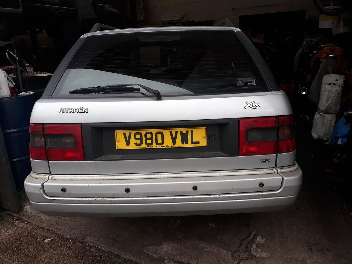 1999 CITROEN XM 2.1TD AUTO VSX ESTATE CAR. For Sale (picture 5 of 6)