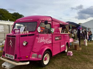 1969 Beautiful Citroen H VAN PINK! For Sale