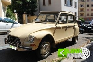 Citroen Dyane 1978 conservata For Sale