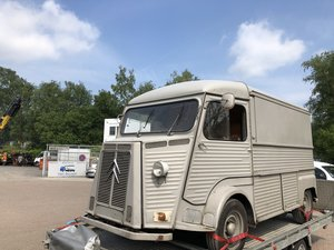 1979 Citroen HY Very original