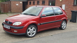 Citroen Saxo VTS 16V 2000 X-reg, low miles For Sale