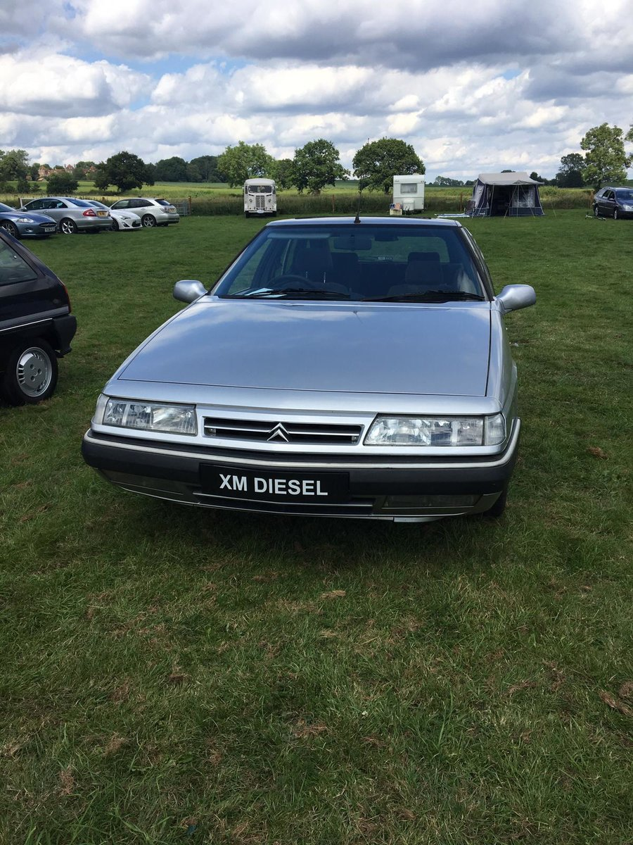 1996 Citroen XM 2.1 Turbo Diesel Automatic For Sale (picture 1 of 6)