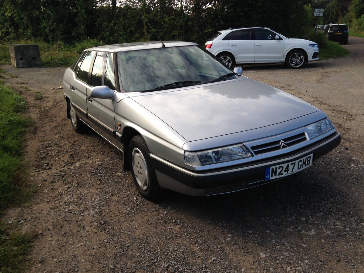 1996 Citroen XM 2.1 Turbo Diesel Automatic For Sale (picture 3 of 6)
