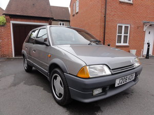 1991 Citroen AX GT 5 Door, 1 family owner, 26000 miles For Sale