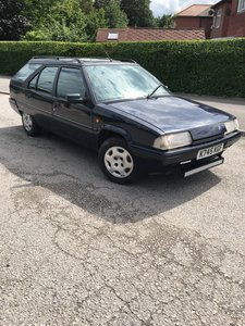 1992 Citroen Bx 19 txd estate For Sale