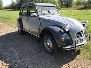 1985 Citroen 2CV charleston excellent condition For Sale