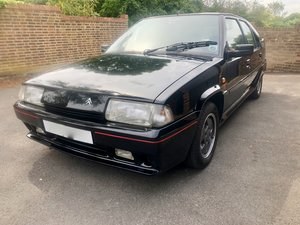 1991 BX Iconic 90's hot hatch in great condition For Sale