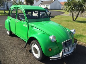 1987 Citroen 2CV Bamboo Special For Sale