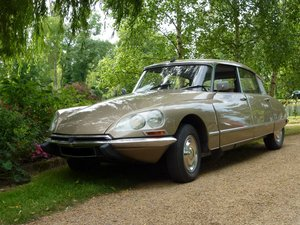 1970 Citroen DS21ie Pallas BVH LHD  For Sale