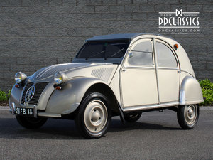 1951 Citroën 2CV For Sale in London (LHD) For Sale