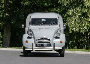 1964 Citron 2CV AZU AK350 Light Van For Sale by Auction