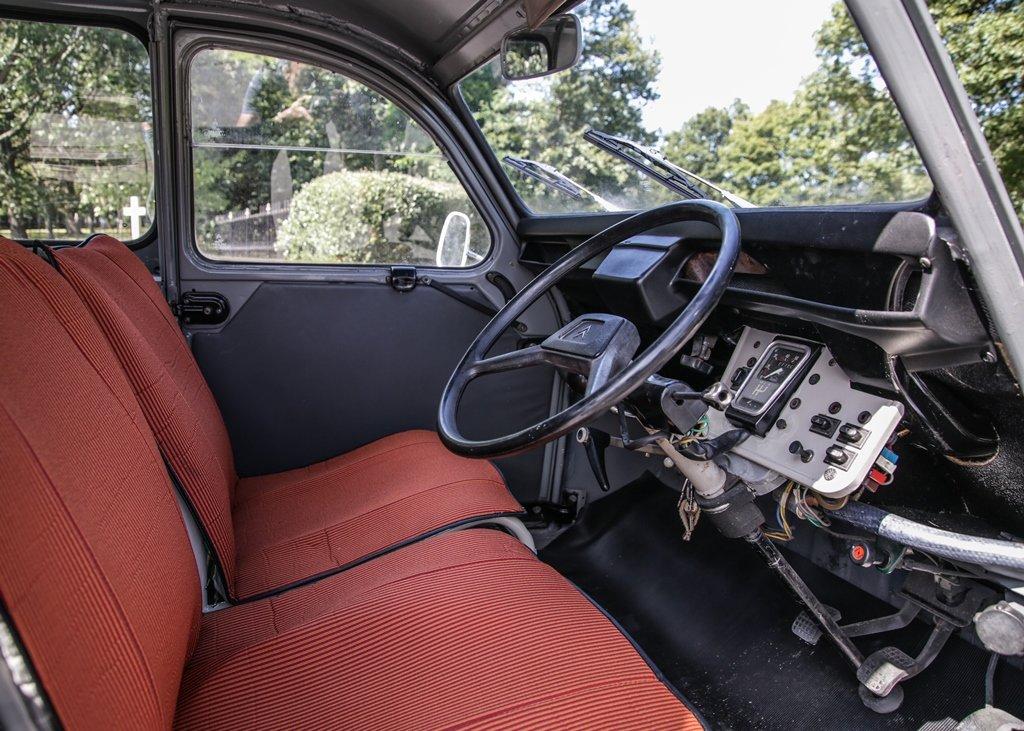 1964 Citron 2CV AZU AK350 Light Van SOLD by Auction (picture 5 of 6)