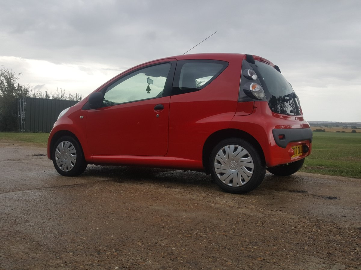 2007 Citroen C1  For Sale (picture 2 of 6)