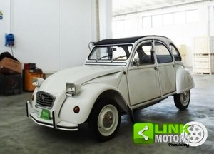 1977 CITROEN 2CV 6 CLUB RESTAURO COMPLETO For Sale